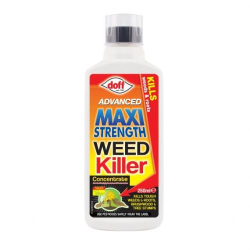 Doff Advanced Maxi Strength Weedkiller Concentrate 250ml